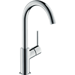 Talis Single lever basin mixer 210 with fixed spout and push-open waste set 32080000