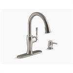 cardale® pull-down kitchen faucet