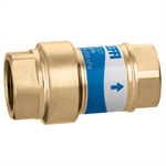 AUTOFLOW® - Compact automatic flow rate regulator with high resistance polymer cartridge DN15-DN20