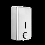 510583  wall-mounted liquid soap dispenser, 0.5 litres