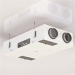 heat recovery ventilation dx system - dxr unit