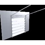 translucent door normal lift in slope line'r