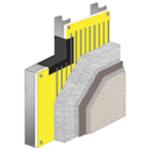 Parex Optimum EIFS, Metal Stud or CMU
