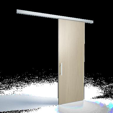 SAF 80A-200 (L = 2 m) - pour portes en bois 80kg