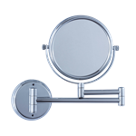 Double side magnifying mirror