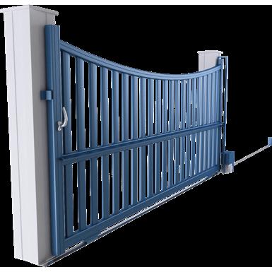 horizon line - santiago sliding gate model