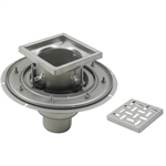 Series BT6 - 6in. Wide Trench Pre-Sloped Trench Drain