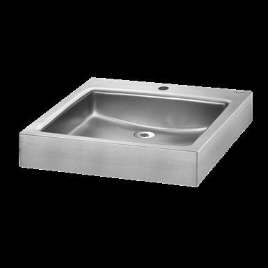 121830 unito wall mounted washbasin