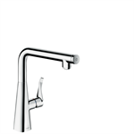 Metris Select Single lever kitchen mixer 260 14847000