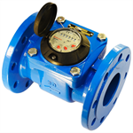 MWN 125 Nubis Propeller Water Meter (Woltman) with Horizontal Rotor Axis