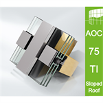 Schüco Façade AOC 75 TI