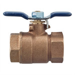 Lead Free* Full Port Ball Valves - LF622F