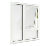 ND NTech Villa Fixed frame w/sash
