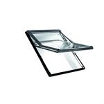 roto top-third pivot roof window designo r7 pvc