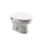 VICTORIA|LAURA Single floorstanding WC with dual outlet
