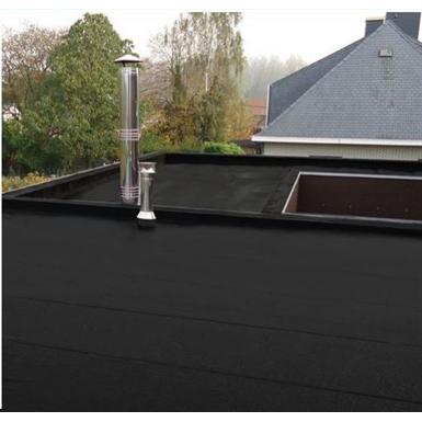 Membrane roofing - RetrideX EPDM