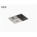 """k-3894 vault™ 24"""" x 18-1/4"""" x 6-1/4"""" under-mount single-bowl kitchen sink"""