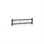 BIKE Bicycle Rack, Dual Sided