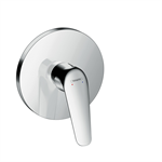 Novus Single lever shower mixer HighFlow for concealed installation 71066000