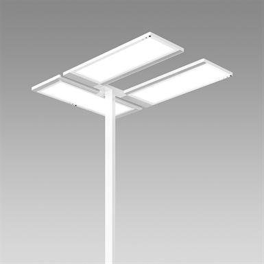 Lightpad LED Freestanding 4000K Europe Three Head S3HX2000 mm