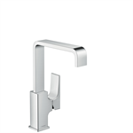 Metropol Single lever basin mixer 230 with lever handle and push-open waste set 32511000