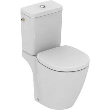 connect space wc pack cc ho white & seat