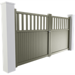harmony line - oslo swinging gate model