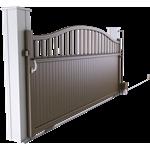 harmony line - helsinki sliding gate model