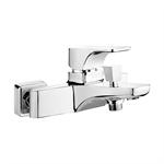 Hiacynt bath mixer without shower set