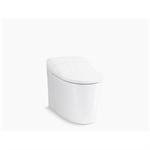 eir™ comfort height® one-piece elongated dual-flush intelligent chair-height toilet