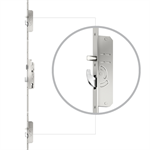 apartment door with multi-point locking bs2600 (rc 2)
