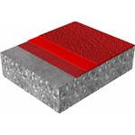 robuste epoxidharz-strukturbeschichtung mit sikafloor® multidur eb-24