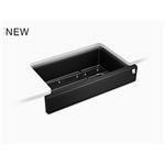 cairn® undermount single-bowl farmhouse kitchen sink