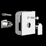 EMPORIO - 墙装两路龙头,明装部件,含浴缸/淋浴自动分水器  - 44634