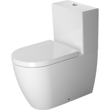 me by starck toilet close-coupled 217009