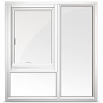 ND NTech One Fixed frame w/sash