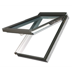Top hung and pivot window PPP-V preSelect U3 | FAKRO