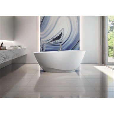 Celestia 6233 - Bath made with FINESTONE Solid Surface