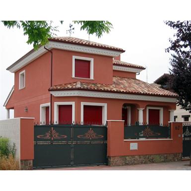 Spanish S Roof Tile Jacobea Ceramica Verea Free Bim Object For Revit Revit Archicad Archicad Bimobject