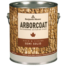ARBORCOAT Semi Solid Deck and Siding Stain
