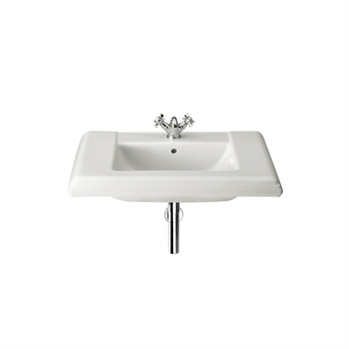 AMERICA 630 Wall-hung basin