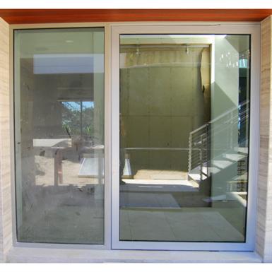 TS 68 THERMALLY BROKEN FRENCH & PIVOT DOOR (Panda Windows