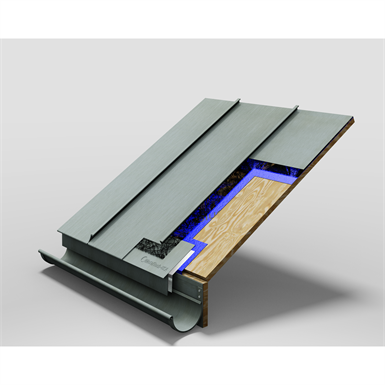 STANDING SEAM PANEL (MetalTech-USA) | Free BIM object for
