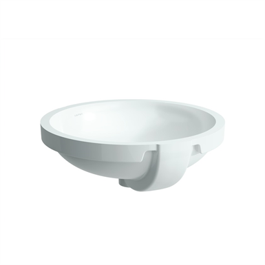 LAUFEN PRO Built-in washbasin, without tap bank, grind 420 mm