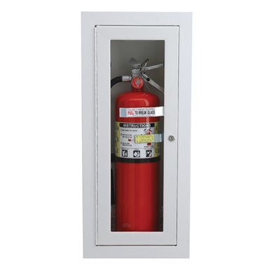 SELECT FIRE EXTINGUISHER CABINET (Babcock-Davis) | Free BIM
