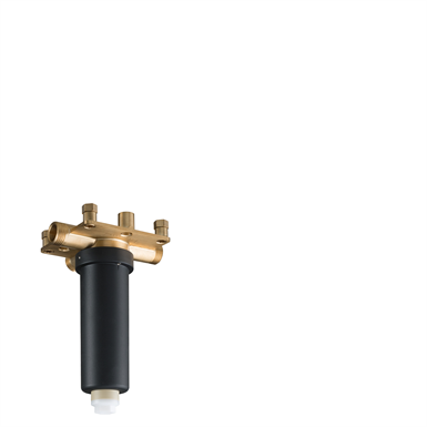 AXOR ShowerSolutions Basic set for overhead shower with ceiling connector 26434180