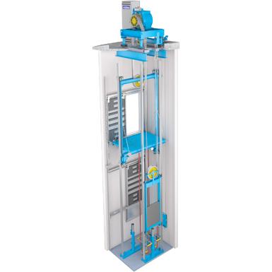 MOMENTUM HIGH-RISE – STANDARD (thyssenkrupp elevators and