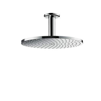 Raindance S Overhead shower 240 1jet PowderRain with ceiling connector 27620000