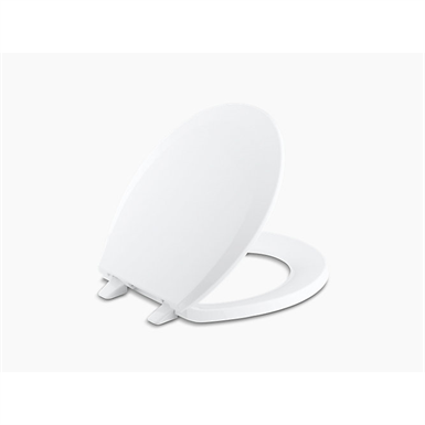 Cool Lustra Quick Release Round Front Toilet Seat Kohler Ncnpc Chair Design For Home Ncnpcorg