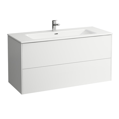 LAUFEN PRO S Combination of washbasin with vanity unit 1200 mm